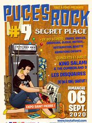 PUCES ROCK 9