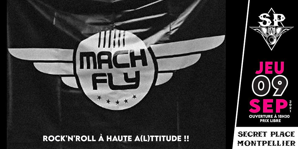 MACH FLY