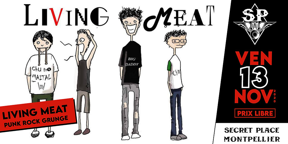 LIVING MEAT