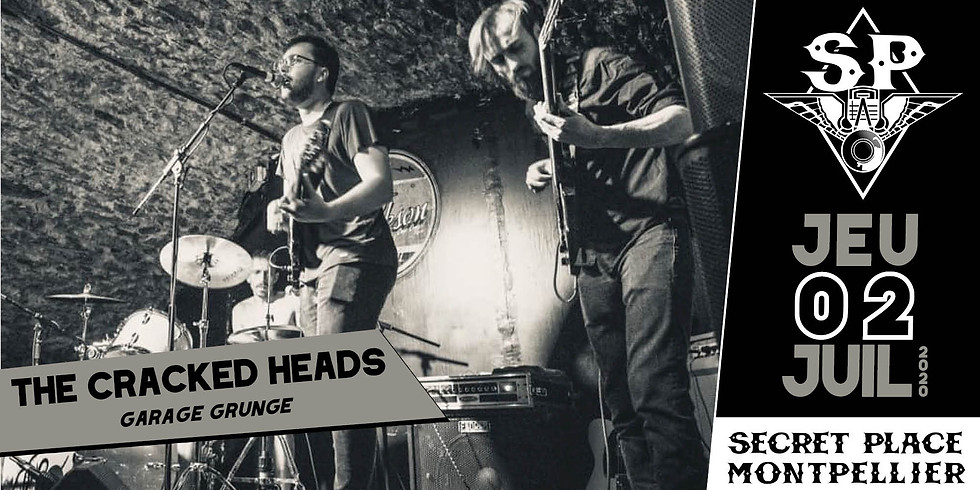 THE CRACKED HEADS