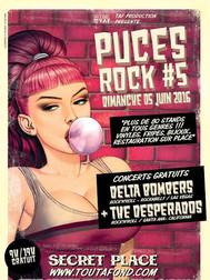 PUCES ROCK 5
