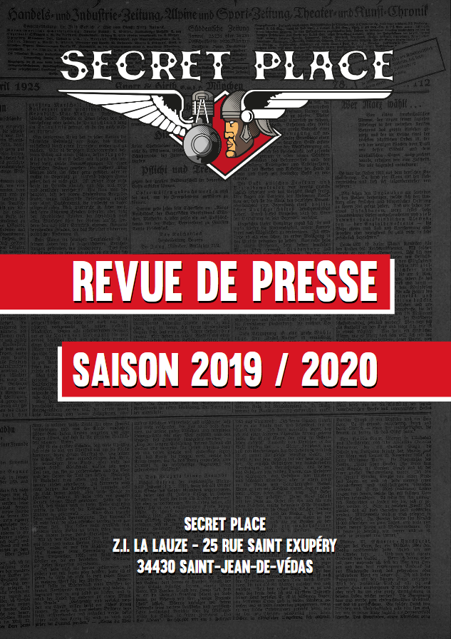 REVUE DE PRESSE 2019 2020