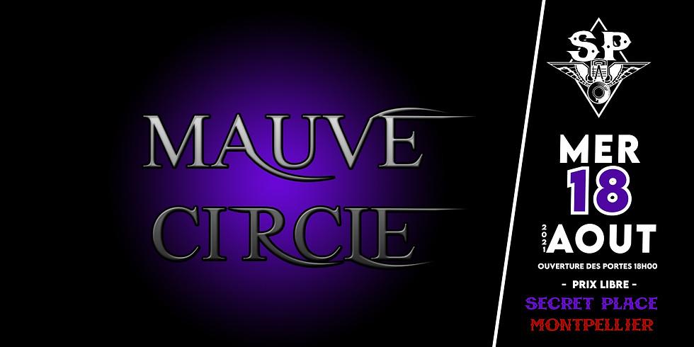 MAUVE CIRCLE