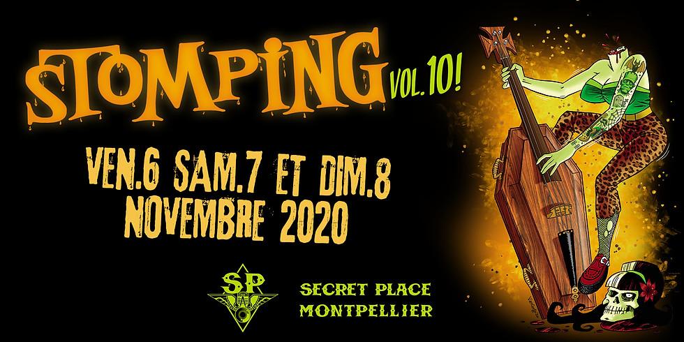 STOMPING #10 - SAM.7 NOV. 2020