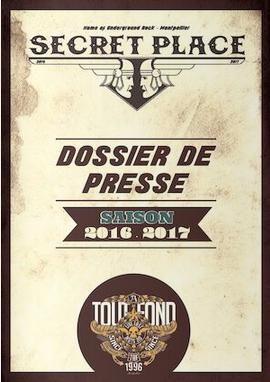 REVUE DE PRESSE 2016-2017