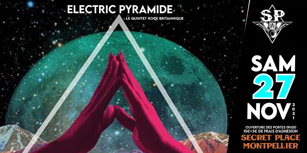 ELECTRIC PYRAMIDE + ARNO LEA
