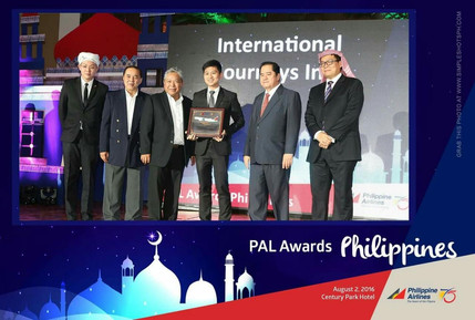 Philippine Airlines Awarding in 2016