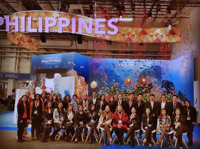 IJ represents Philippine Delegation in ITB Berlin 2018