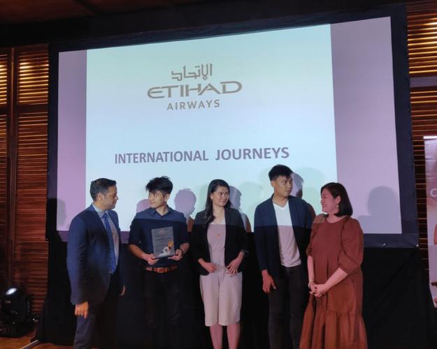 Etihad Award 2019