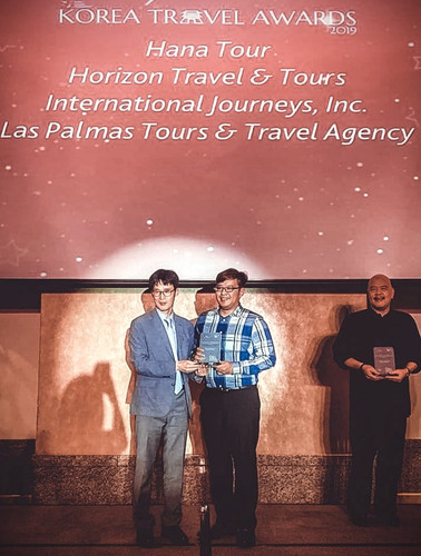 Korean Travel Awards by the KTO
