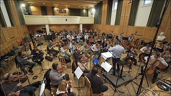 From Shahar Guttman's Orchestral Session
