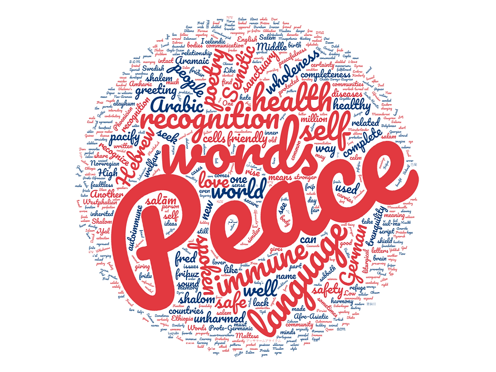 Peace Words