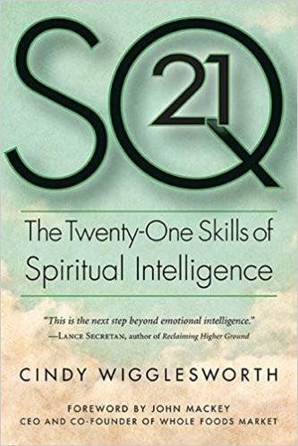 SQ21 Spiritual Intelligence Book