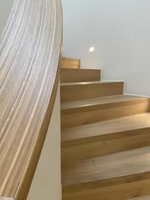 Eine Treppe wie keine andere.