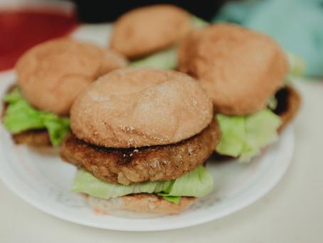 The EASIEST Seitan Vegan Chicken Patties (How to Make Vegan Meat at Home!)