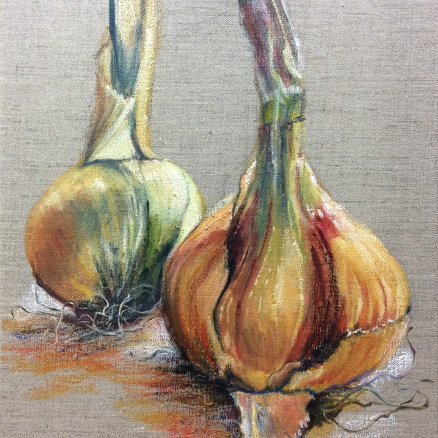 Two Brown Onions