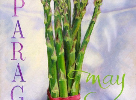 Asparagus -  - Food for Gods and Lovers. The Oldest Aphrodisiac?