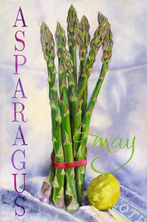 May - Aspiring Asparagus