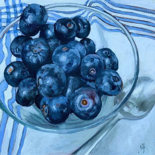 Breakfast Blueberries