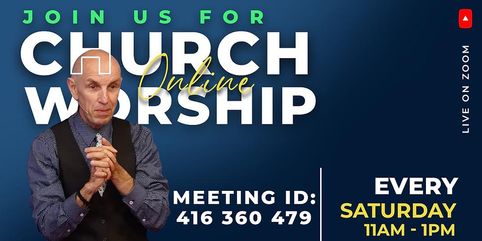 Live Worship Service - Pastor Victor Dyman
