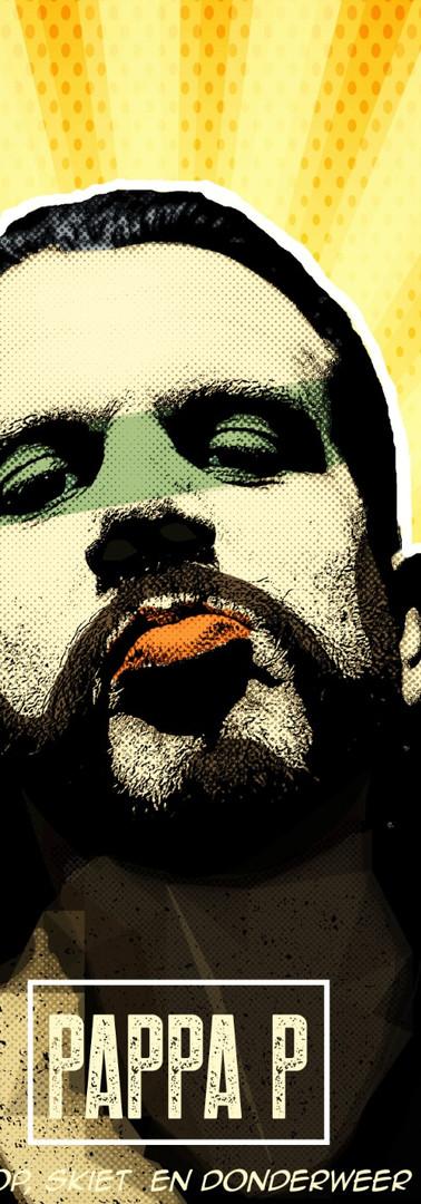 JACK PAROW POP ART