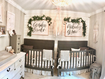 The Nursery Reveal