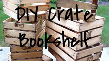 The Crate Bookshelf
