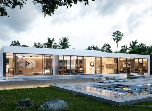 COMING SOON TO PALM SPRINGS: RNA GLASS HOUSE