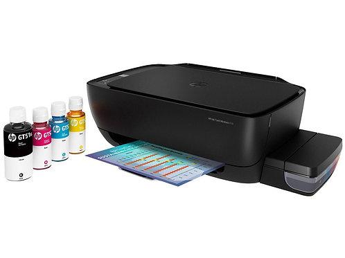 Impressora Multifuncional HP 416 Wireless Tanque de Tinta Ink Tank