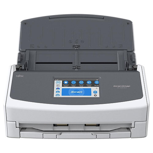 Scanner Fujitsu ScanSnap IX1600 A4 Duplex 40ppm Color Wi-Fi e USB