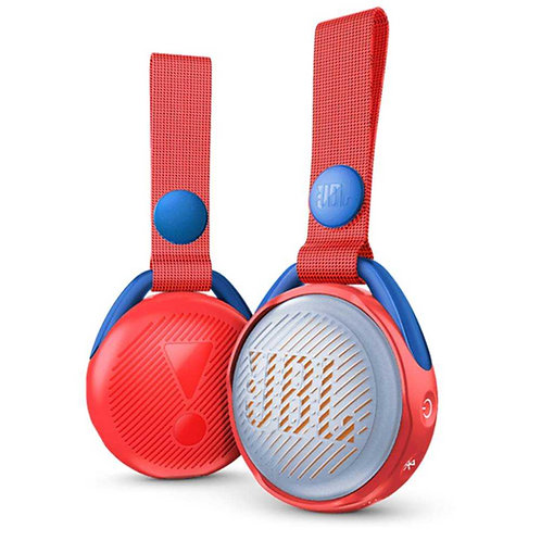 Caixa de Som JBL Junior POP Bluetooth Vermelho