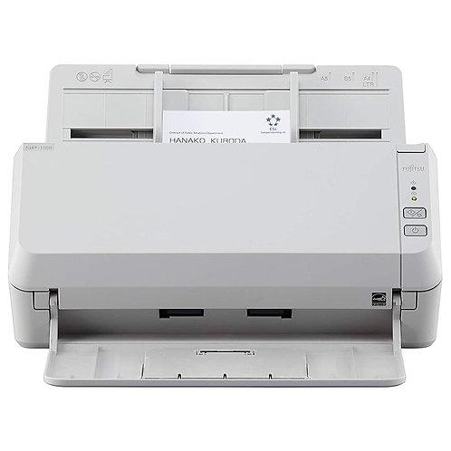 Scanner Fujitsu ScanPartner SP1120N Colorido Duplex USB e Ethernet SP1120N