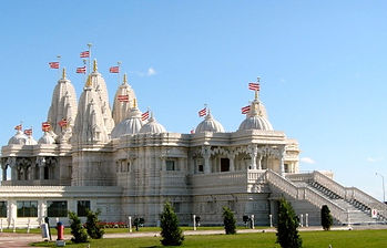 Hindu temple - world religions