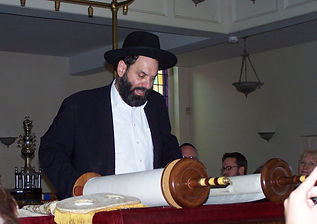 Orthodox Jewish rabbi - Toronto