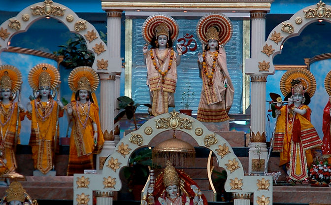 House of Worship Tours - Hindu Temple