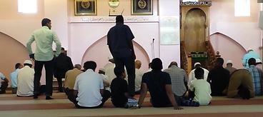 Mosque - Toronto - prayer time
