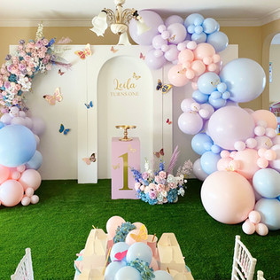 Enchanted Butterfly Party