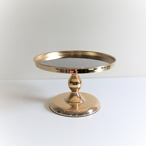 Luxe Gold Cake Stand 30cm