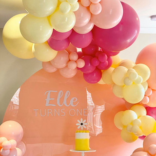 Elle turns One