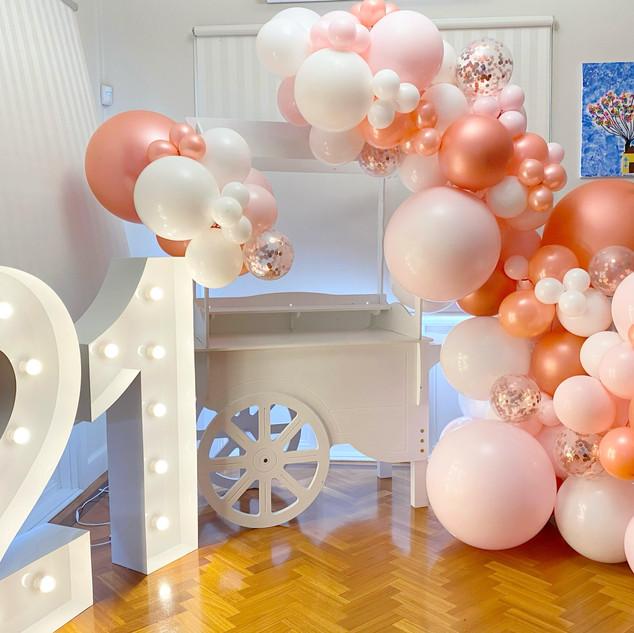 21st Birthday Celebrations