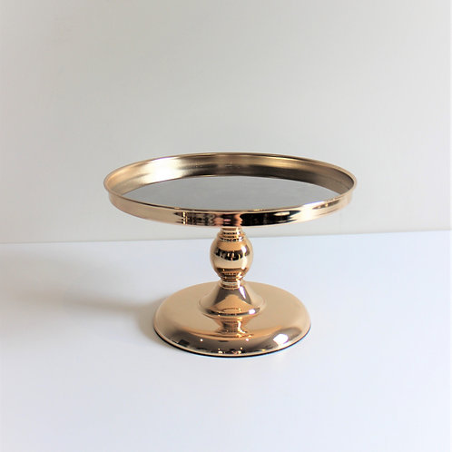 Luxe Gold Cake Stand 25cm