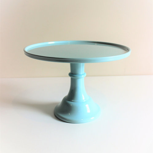 Pastel Blue Cake Stand 30cm