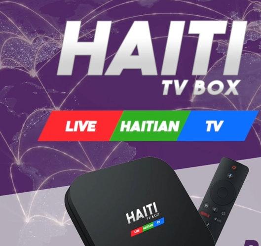 Haiti tv box