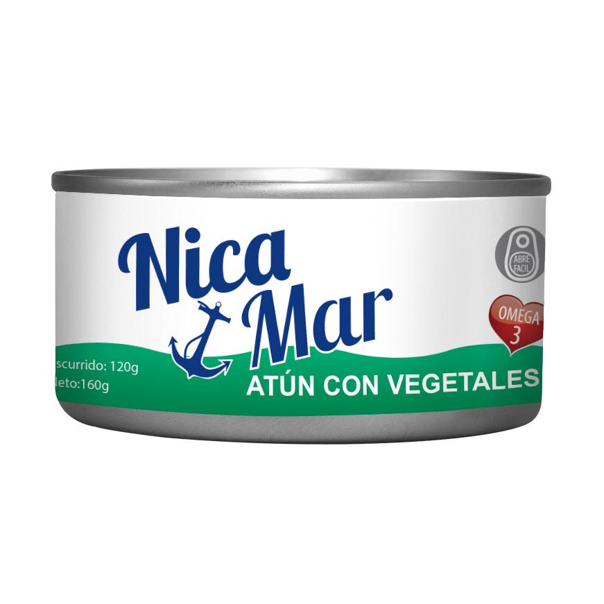atun-vegetales