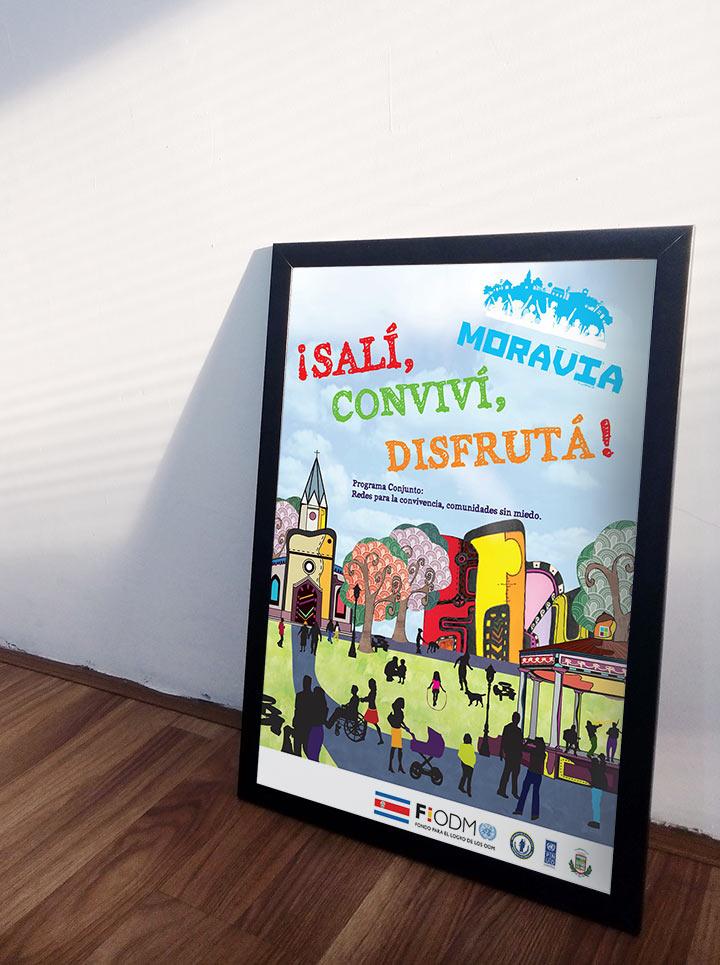 Afiche-moravia