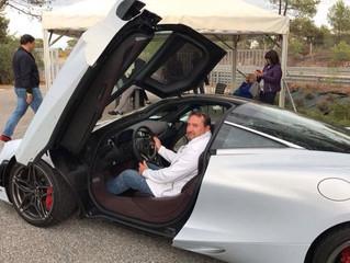Essai 488 et McLaren