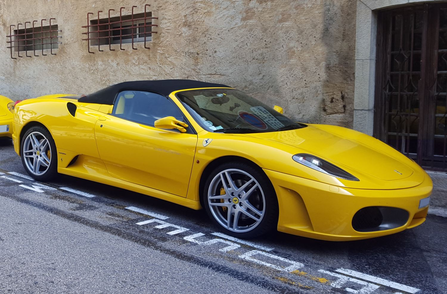 Alain A - F430 Spider