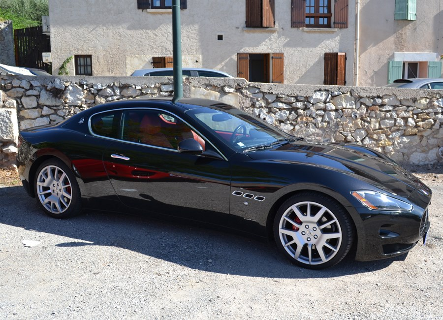 Jean-François C- Maserati GS