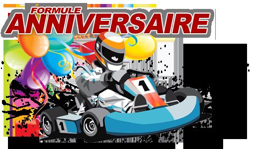anniversaire karting