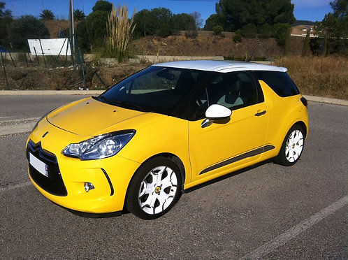DS3 eHDI 115 SPORT CHIC